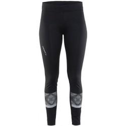 Craft Brilliant 2.0 Light Tights W black 1904313-9999 dámské elastické běžecké kalhoty