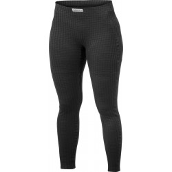 Craft Warm Wool W black 1902859-9999 dámské spodky dlouhá nohavice Merino vlna