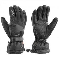 Leki Scale Lady S GTX black dámské lyžařské rukavice (1)