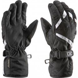 Leki Junior Monster GTX black/white dětské lyžařské rukavice