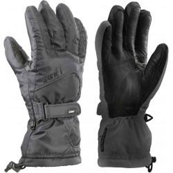 Leki Stripes Lady S GTX black dámské lyžařské rukavice Primaloft (1)