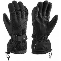 Leki Canny S GTX black dámské lyžařské rukavice Primaloft (1)