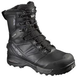 Salomon Toundra Pro CSWP black 381318 pánské zimní nepromokavé boty