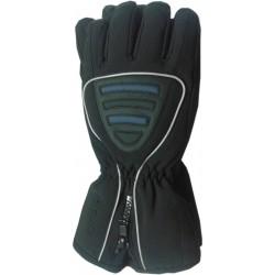 Leki HS Reflect Junior GTX black/blue dětské lyžařské rukavice