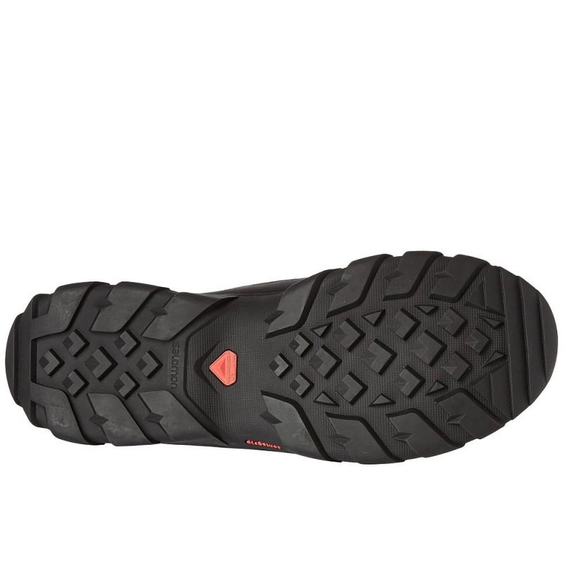 ... Salomon Chalten TS CSWP W Quiet Shade Magnet Beet red 399671 dámské  zimní boty ... 454dee639f