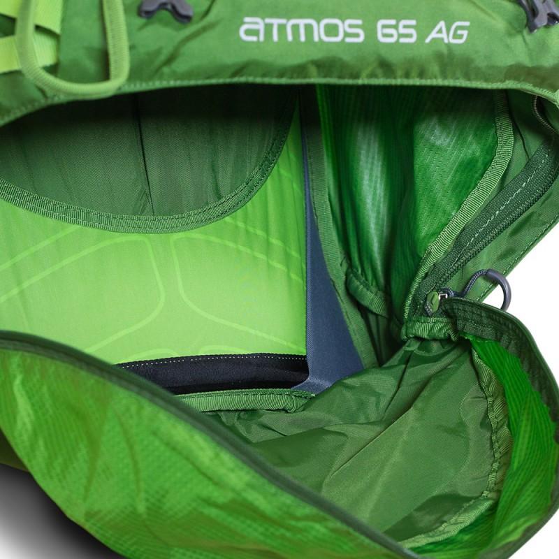 03ff0752216 ... Osprey Atmos AG 65l L expediční batoh (9) ...