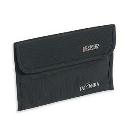 Tatonka Travel Folder RFID B black cestovní pouzdro na doklady