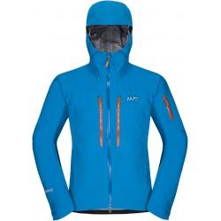 Zajo Reykjavik Neo Jkt blue jewel pánská nepromokavá bunda eVent