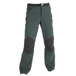 High Point Gondogoro dark grey/black pánské turistické kalhoty DryKeep IBQ/Strongflex IBQ