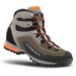 Garmont Dragontail Hike GTX brown orange pánské nepromokavé kožené trekové  boty a15ce05f46