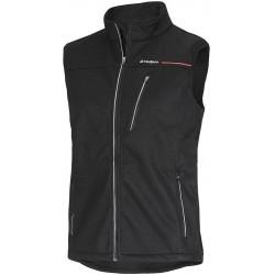 Husky Holy M černá pánská softshellová vesta