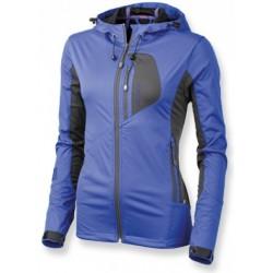 Husky Bolly JK fialová dámská softshellová bunda