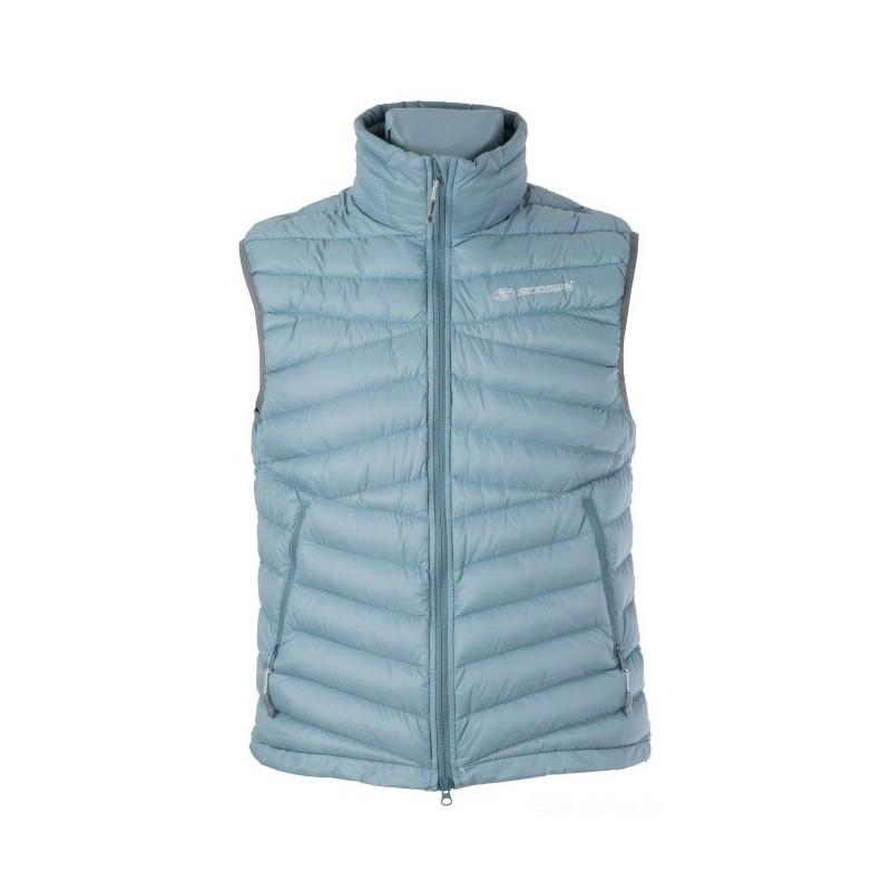 Sir Joseph Apris Vest Man šedá pánská lehká péřová vesta abe65140a8c