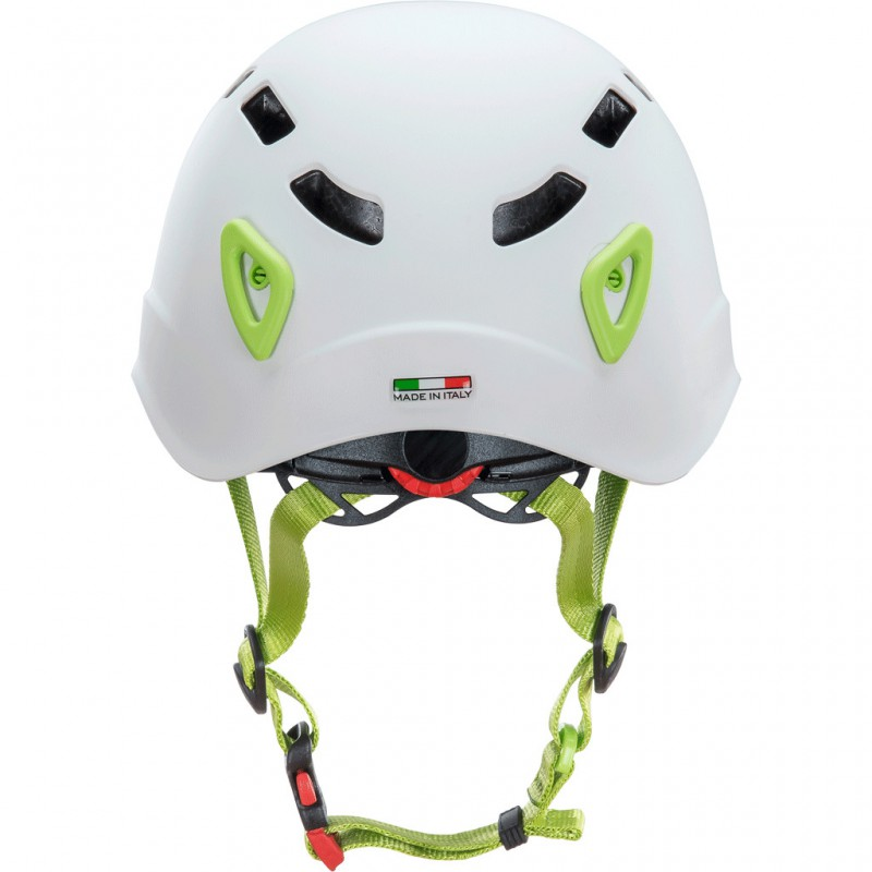 ... Climbing Technology Eclipse bílá zelená dětská a dámská lezecká přilba 1 9f033a83208