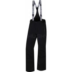Husky Goilt M černá pánské nepromokavé zimní lyžařské kalhoty HuskyTech 15000