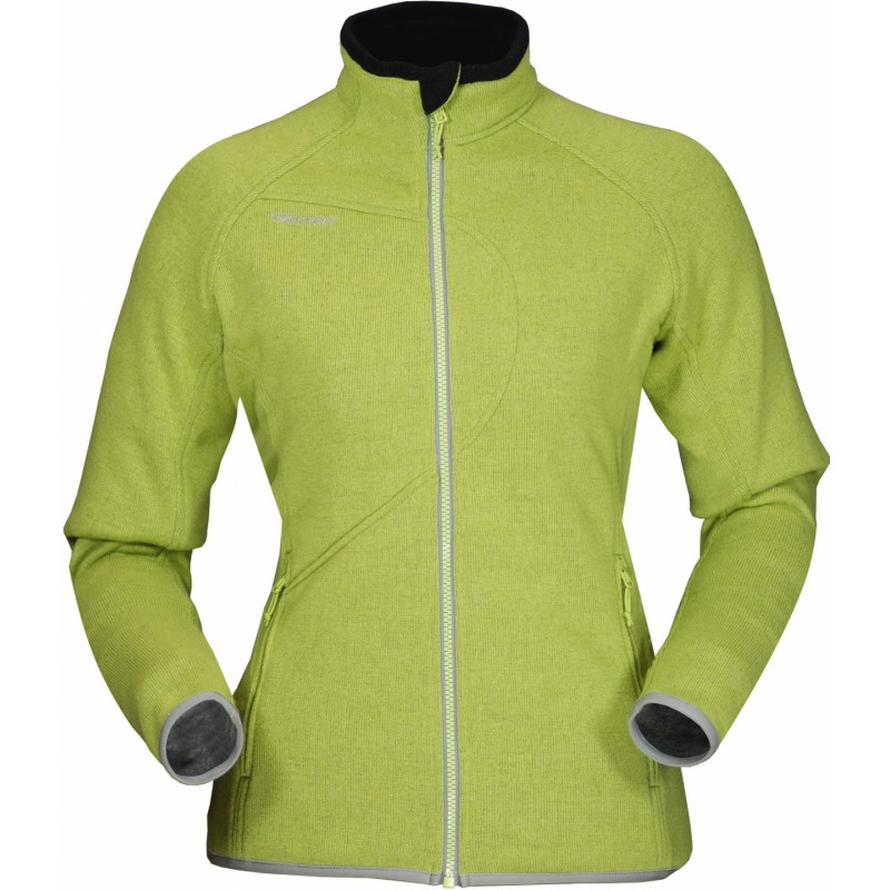 High Point Skywool 2.0 Lady lime green dámský vlněný svetr Tecnowool ... c548d7a75f