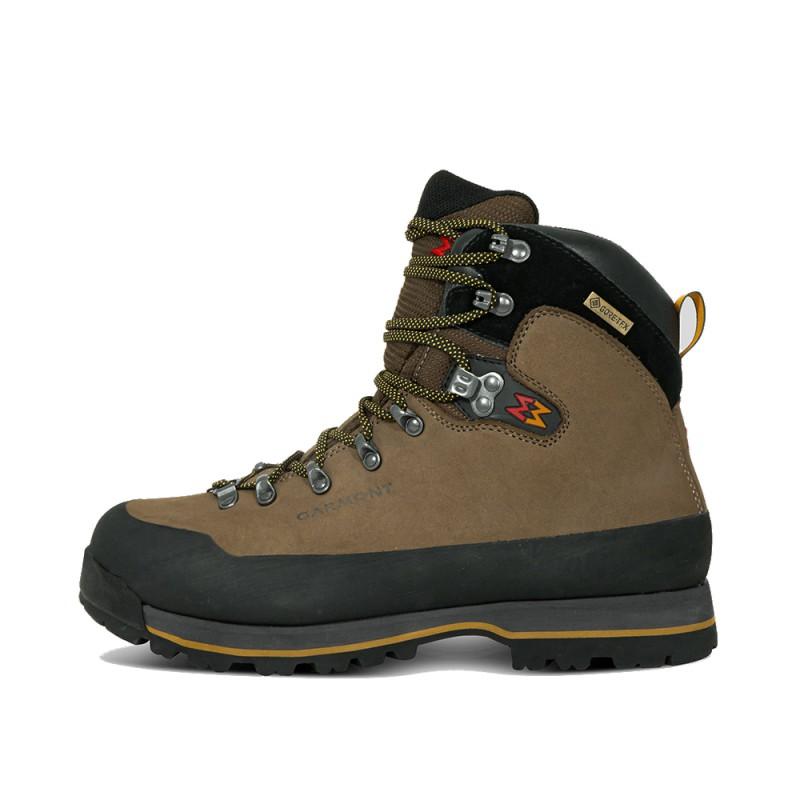 ... Garmont Nebraska GTX dark brown pánské nepromokavé kožené trekové boty  (1) ... 78ed09e715