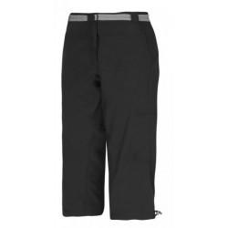 Husky Klimbest L černá dámské tříčtvrteční kalhoty změreno M