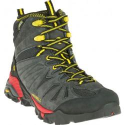 Merrell Capra Mid GTX granite J35329 pánské zimní nepromokavé boty (1)