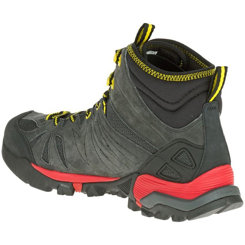... Merrell Capra Mid GTX granite J35329 pánské zimní nepromokavé boty (6)  ... 61b780f2b1