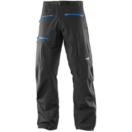 Salomon S-LAB X Alp Pro Pant M black 374851 pánské nepromokavé kalhoty Gore-Tex Pro 3L