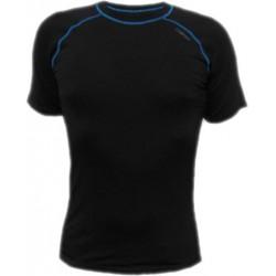Jitex BoCo Ibrit 901 TSS černá pánské triko krátký rukáv Merino vlna