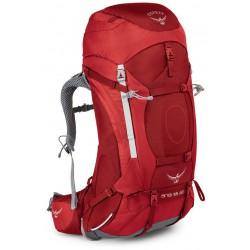 Osprey Ariel AG 55l WS picante red dámský expediční batoh (1)