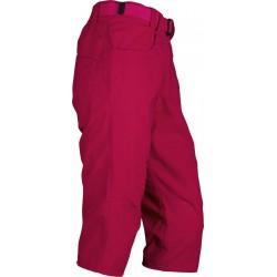 High Point Dash 3.0 Lady 3/4 Pants cerise dámské tříčtvrteční kalhoty