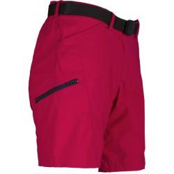 High Point Rum 2.0 Lady Shorts cerise dámské turistické šortky