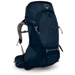 Osprey Atmos AG 50l II L unity blue turistický batoh (1)