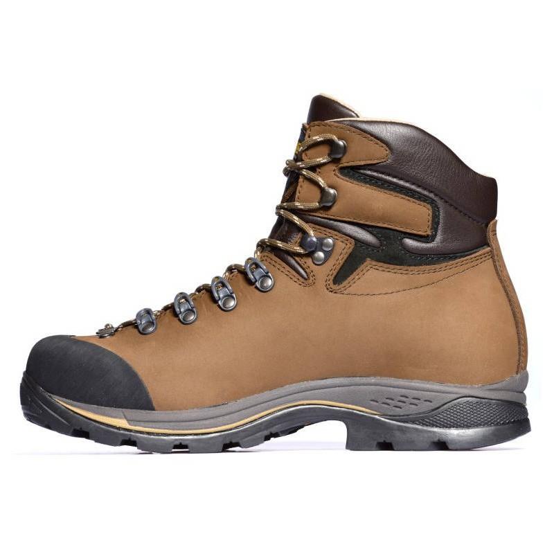3773c9f4c8f ... Asolo Fandango Duo GV MM GTX brown pánské nepromokavé kožené trekové  boty (2) ...