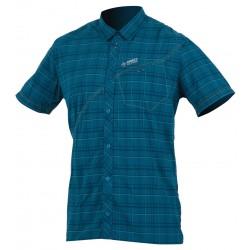 Direct Alpine Ray 3.0 petrol pánská košile krátký rukáv