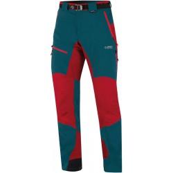 _Direct Alpine Patrol Tech 1.0 petrol/red pánské turistické kalhot zmer
