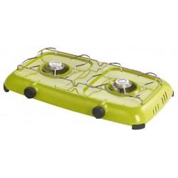 Meva Orlík 2319B plynový vařič zelený