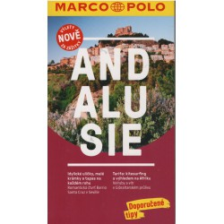 Marco Polo Andalusie průvodce