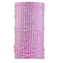 Wind X-Treme CoolWind Kids Pink Heart dětský multifunkční šátek
