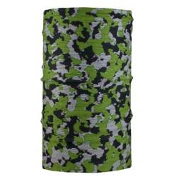 Wind X-Treme CoolWind Camo Green multifunkční šátek
