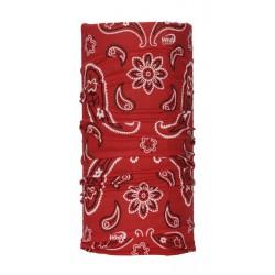 Wind X-Treme CoolWind Cashmire Red multifunkční šátek