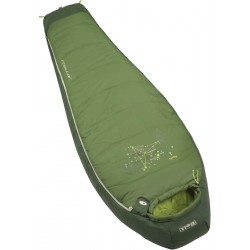 Boll Stellar eucalyptus/forest green dětský třísezónní spací pytel Microfiber Dual