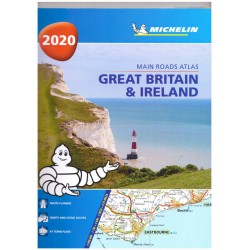 Michelin Velká Británie, Irsko 1:300 000 autoatlas (1)