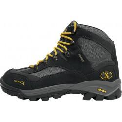 OriocX Alfaro OCX2Dry gris pánské nepromokavé trekové boty