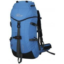 Doldy Avenger 40l modrá/šedá turistický batoh