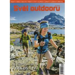 Svět outdooru 02/2018 - dárek k nákupu nad 3000 Kč/111 Eur