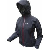 High Point Spirit Jacket Pro black/bordo zip dámská nepromokavá bunda Dermizax EV 3L Kudos