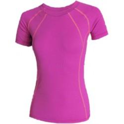 Jitex Ipiko 501 TSS růžovofialová dětské triko krátký rukáv