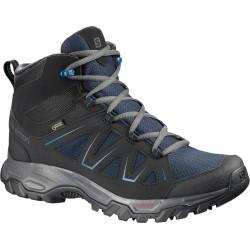 _Salomon Tibai Mid GTX Navy Blazer/Black 399258 pánské trekové nepromokavé boty rozměry