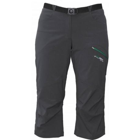 b9671335176 High Point Dash Lady 3 4 Pants ebony dámské tříčtvrteční kalhoty