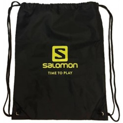 Salomon Sport Shoebag černá/zelená sportovní vak/sáček na obuv - dárek k nákupu