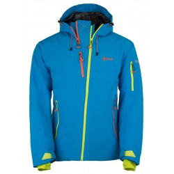 Kilpi Asimetrix-M modrá pánská nepromokavá lyžařská bunda