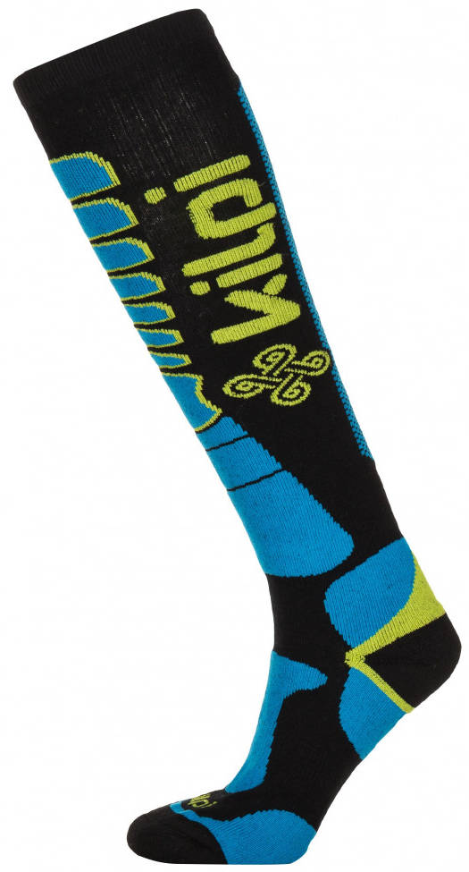 2dcce9ef9b3 Kilpi Tender-U modrá lyžařské podkolenky Merino vlna